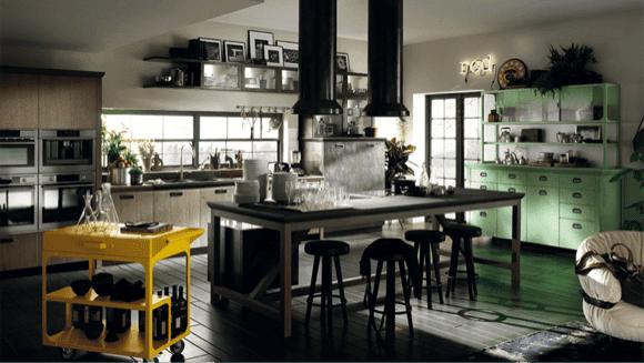 Duratex - Diesel Social Kitchen - Scavolini 0