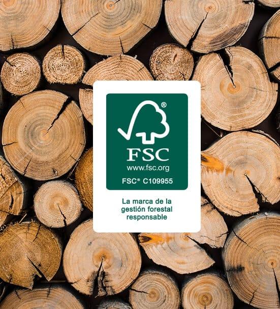 Certificación gestión forestal responsable